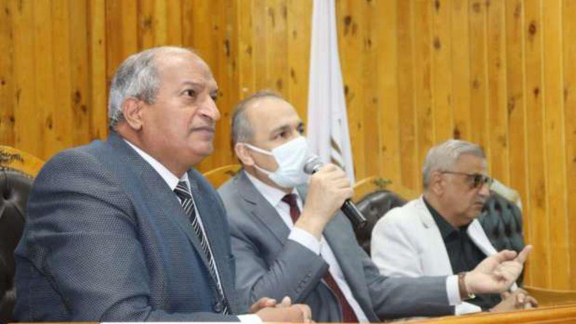 اجتماع قيادات التعليم بالقاهرة