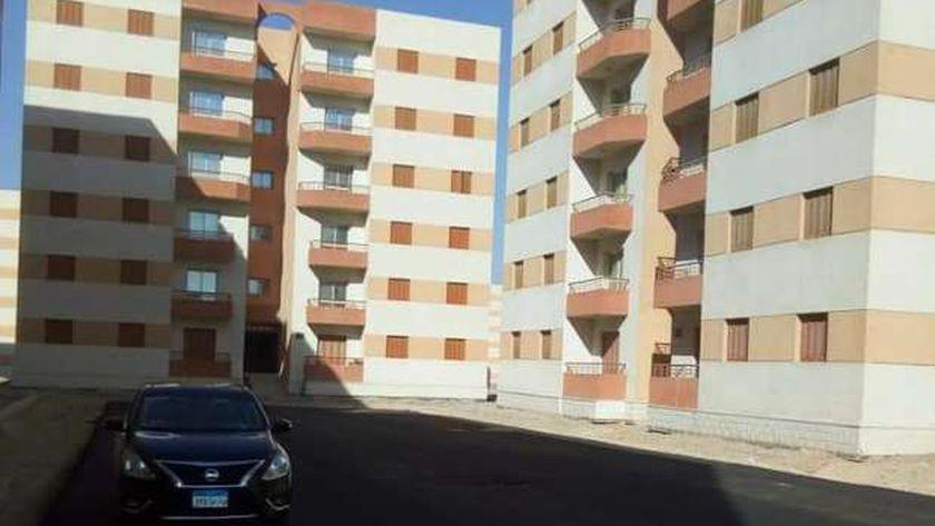 مشروعات الإسكان بالقليوبية