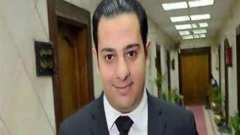 النقيب محمد الحايس