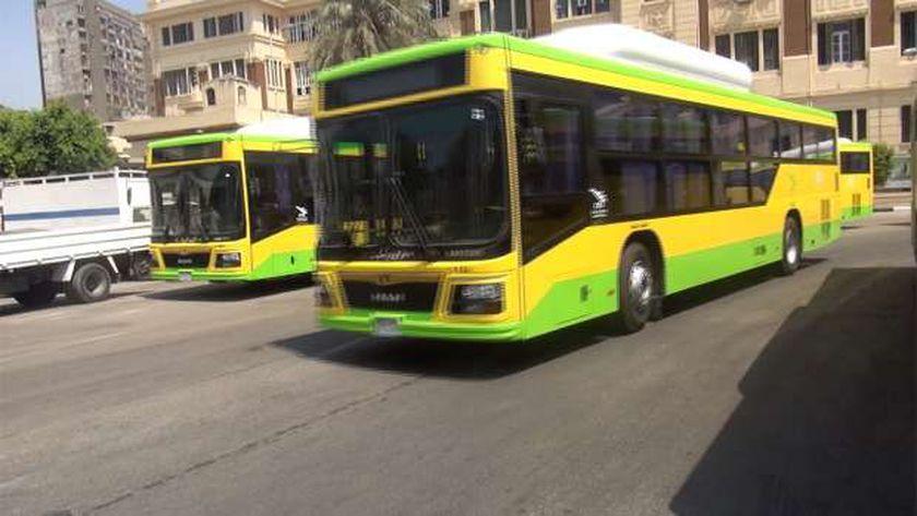 أتوبيسات النقل العام