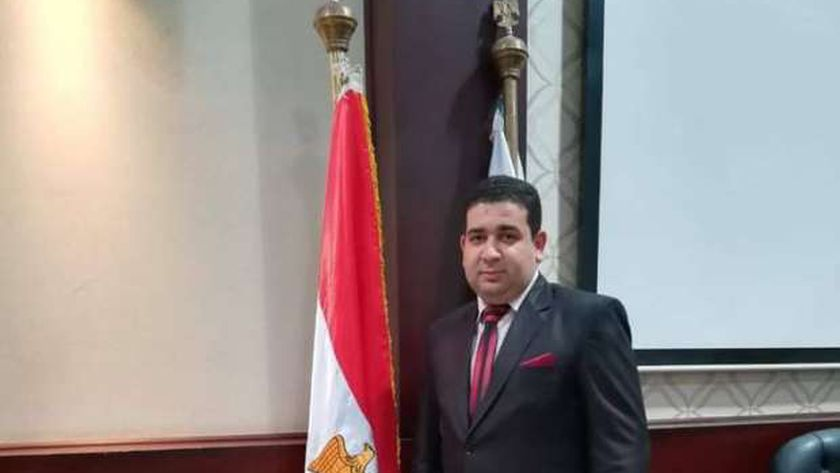 المهندس محمد ربيع منسق مبادرة حياة كريمة في المنوفية