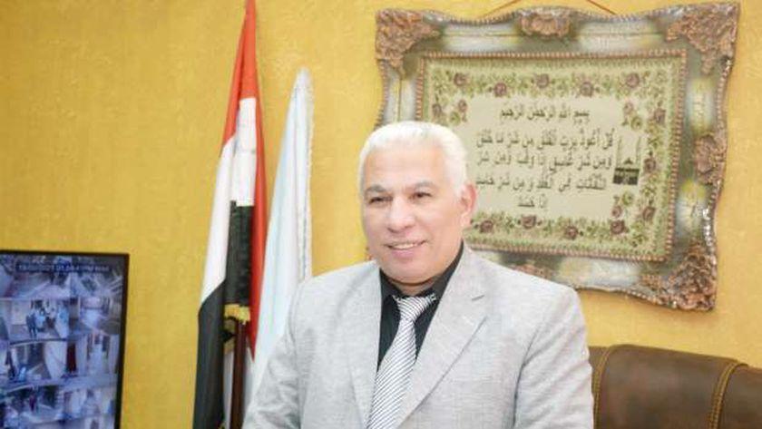 وكيل مديرية التربية والتعليم بالإسكندرية
