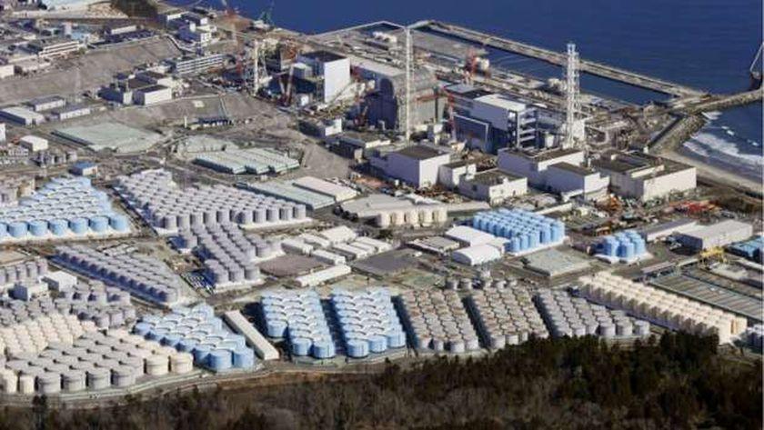 محطة «فوكوشيما» النووية