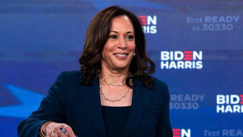 كامالا هاريس نائبة الرئيس الأمريكي المنتخب جو بايدن