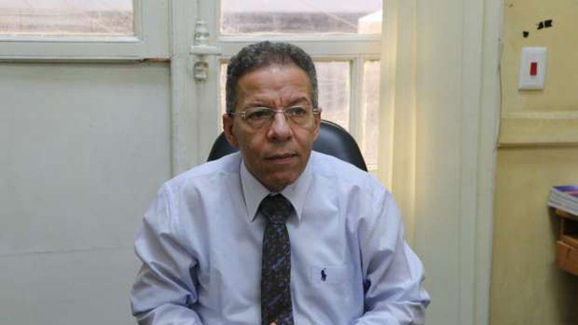 الدكتور أسامة عبد الحي أمين عام نقابة الأطباء