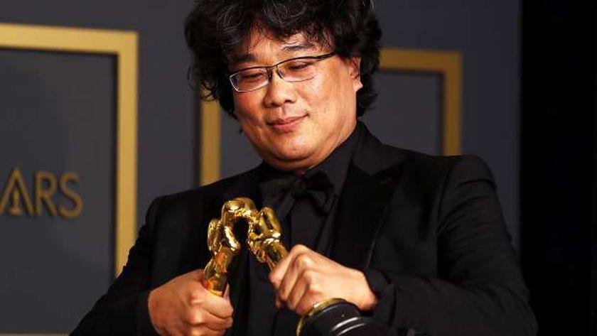 المخرج بونج جون هو