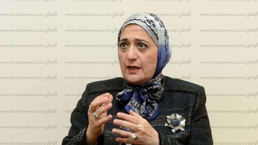 الدكتورة شيرين الشواربي