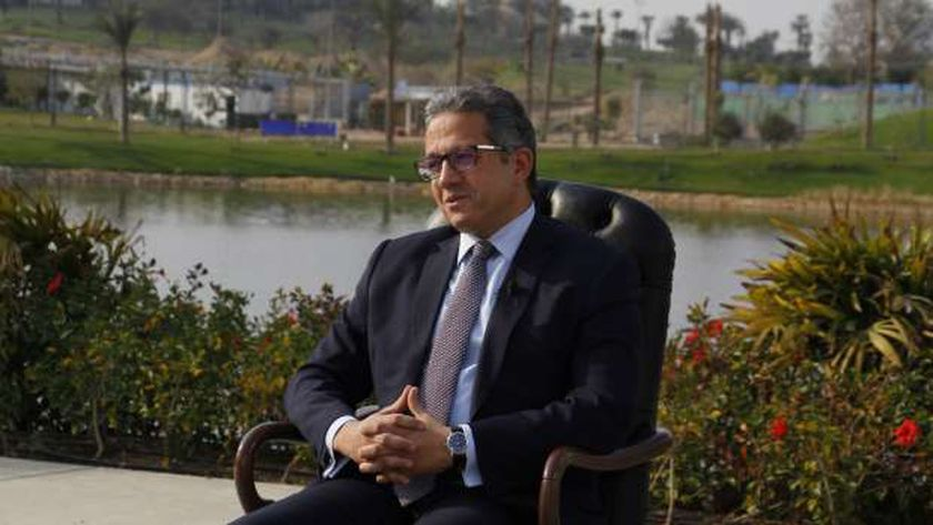 وزير السياحة ضيف الحلقة الجيدة من برنامج «بالعربي كدة» على DMC غدا