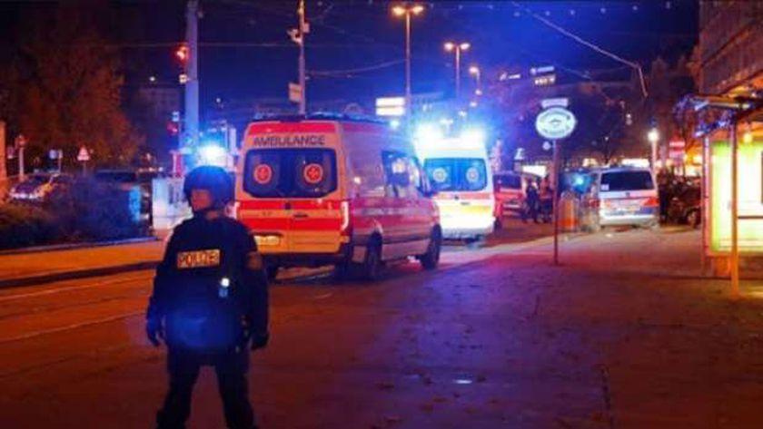ارتفاع ضحايا هجوم فيينا إلى 4 قتلى و17 مصابا