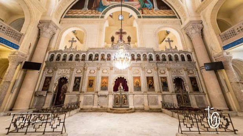 الكاتدرائية المرقسية - أرشيفية