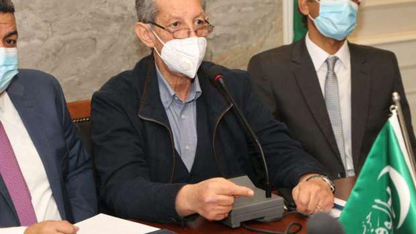 فؤاد بدراوي سكرتير عام حزب الوفد