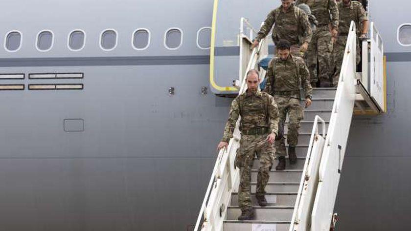 القوات الأمريكية تغادر أفغانستان
