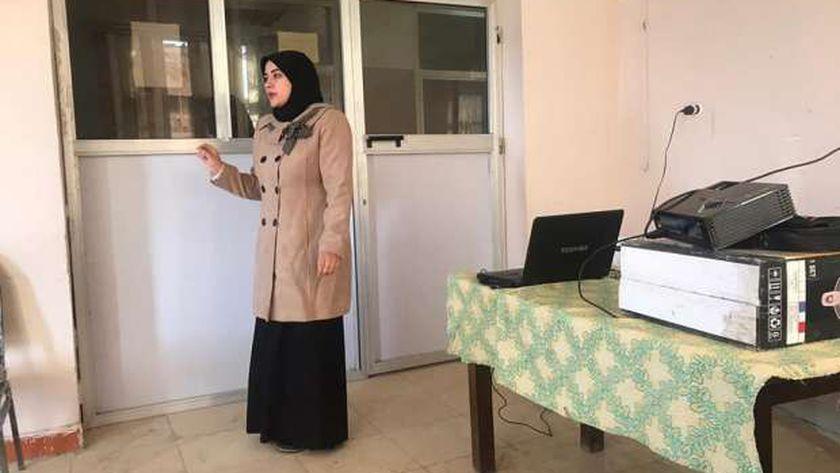 صحة كفر الشيخ تنظم محاضرة تدريبية عن التعامل مع حالات السموم