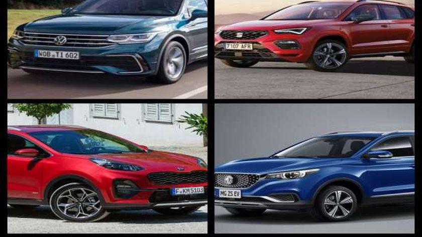 سيارات SUV 2021_أرشيفية