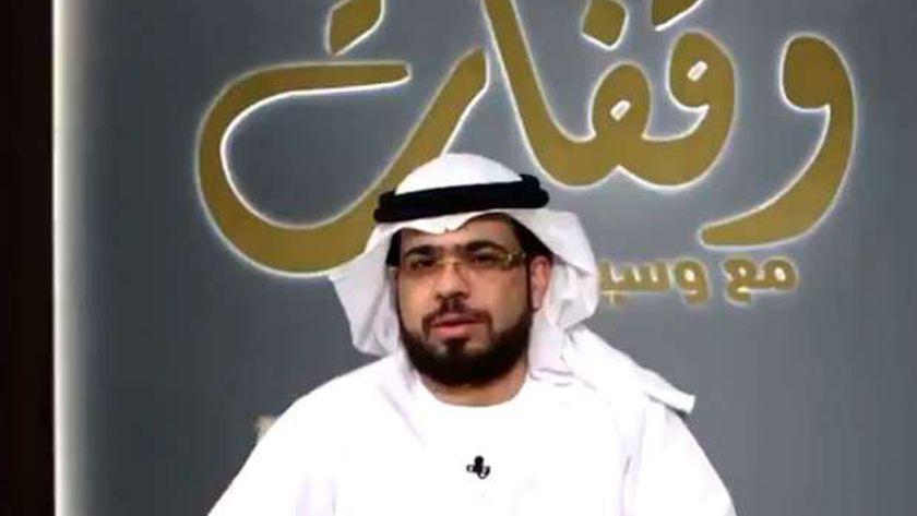 الداعية الإماراتي وسيم يوسف، خطيب جامع الشيخ سلطان بن زايد الأول في الإمارات