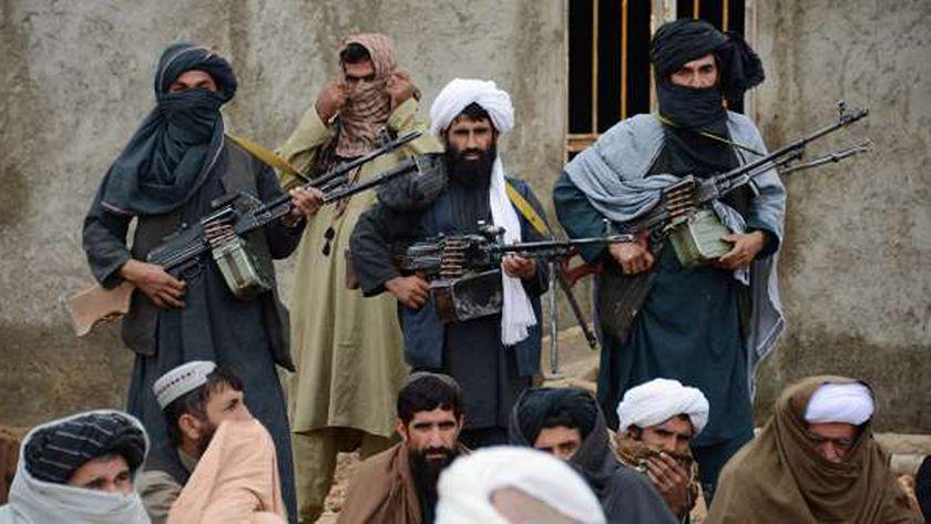 عناصر من حركة «طالبان» الأفغانية