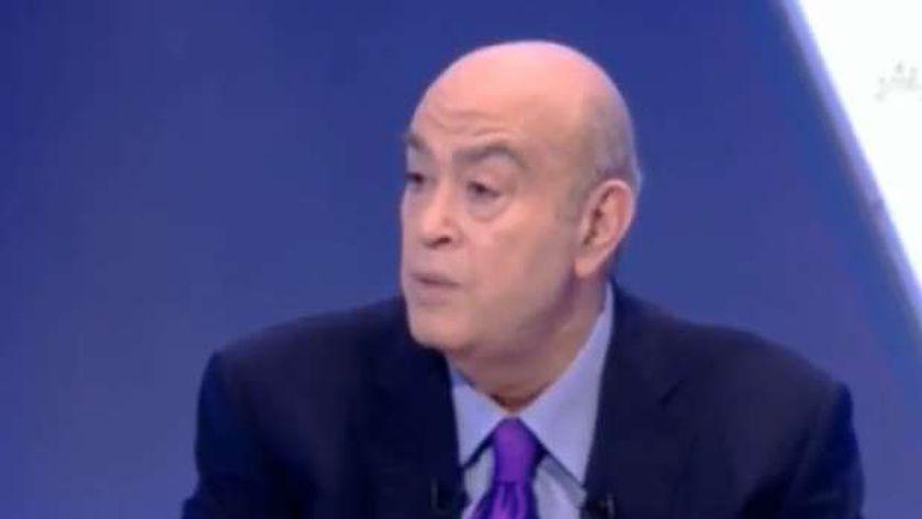 الكاتب عماد أديب