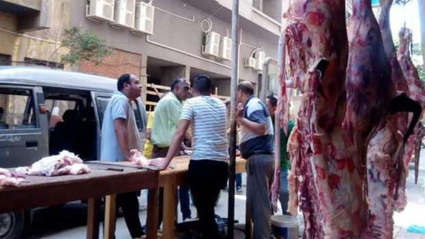 محلات الجزارة في الإسكندرية