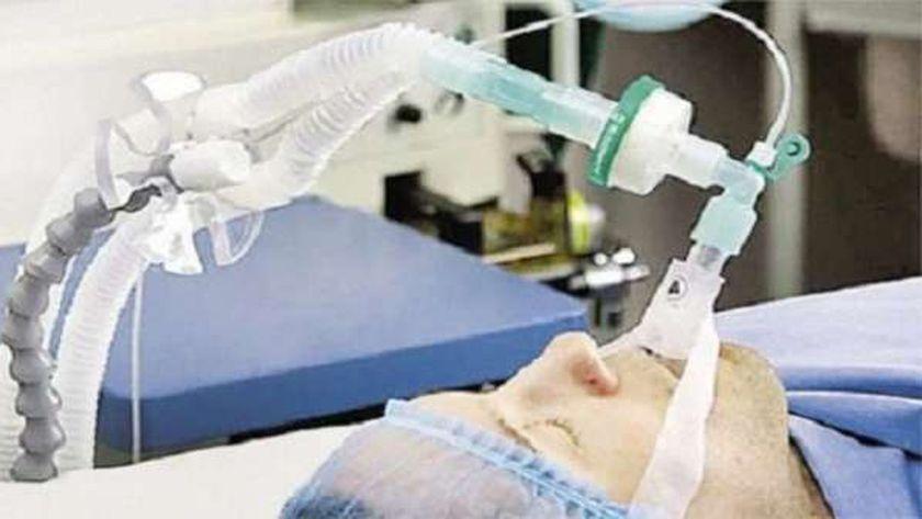 جهاز التنفس الصناعي