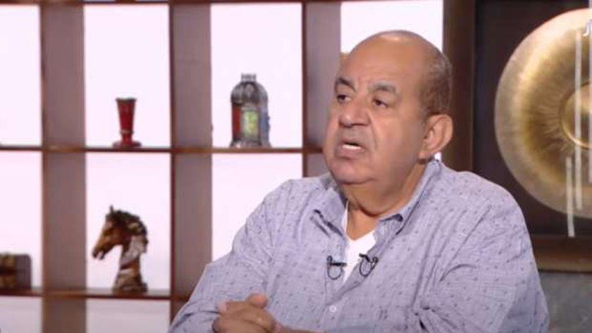 الفنان محمد التاجي