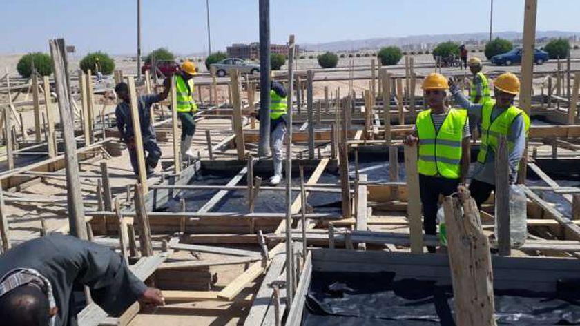 اشتراطات البناء في القاهرة والجيزة والإسكندرية