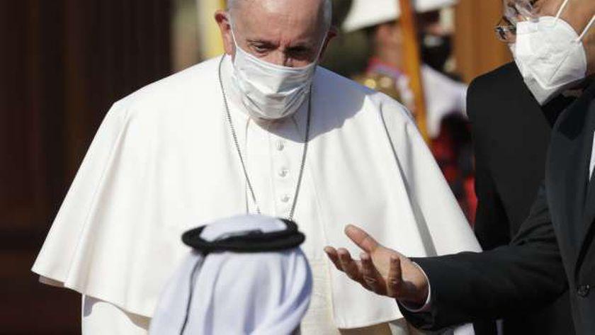 صورة من النجف للموصل.. خريطة جولة البابا فرنسيس بالعراق – العرب والعالم
