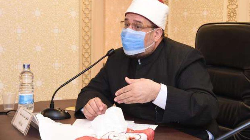 Photo of وزير الأوقاف: الجماعات المتطرفة تسعى لفرض فكرها على المجتمع – مصر
