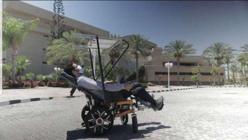 طلاب بهندسة الأكاديمية العربية ينجح في تنفيذ مشروع لدعم القطاع الصحى