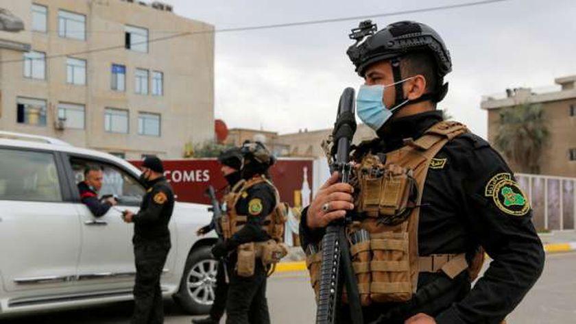 عملية أمنية في العراق (أرشيفية)