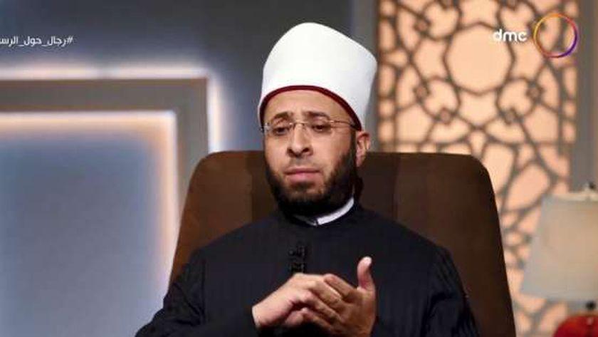 الشيخ أسامة الازهري .. مستشار رئيس الجمهورية للشؤون الدينية