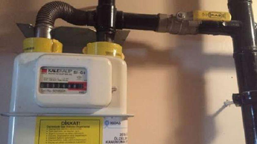 الغاز المنزلي