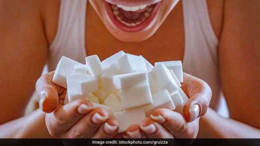 الأطعمة السكرية