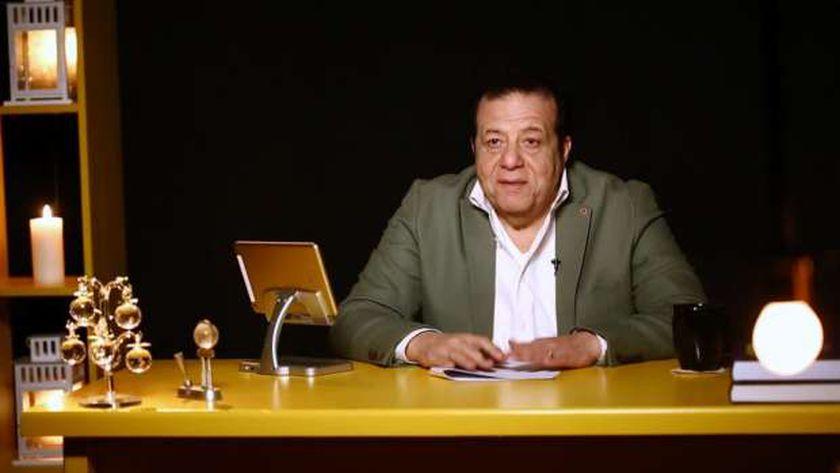 الدكتور عاطف عبداللطيف عضو جمعية مستثمرو السياحة بجنوب سيناء