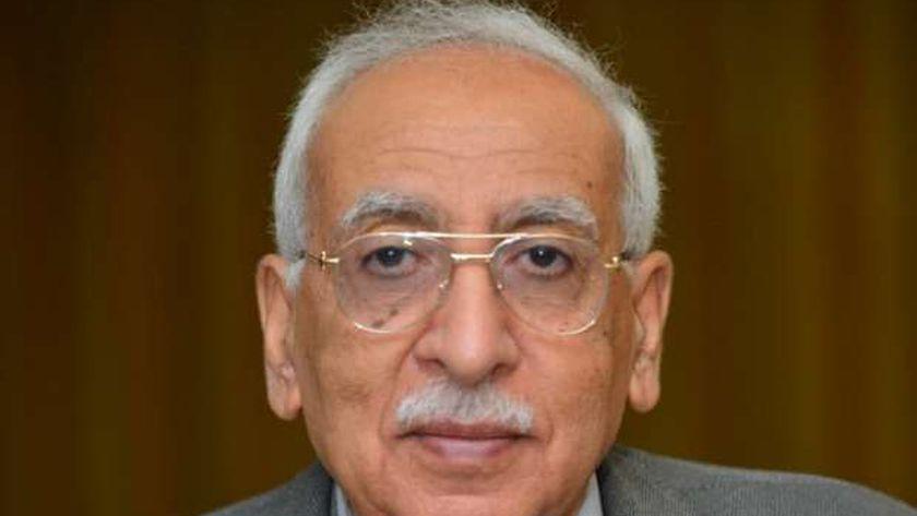 الدكتور باهر أبو ستيت عميد كلية الهندسة جامعة مصر للعلوم والتكنولوجيا