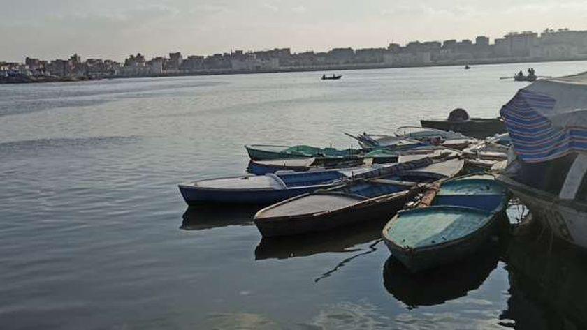 جانب من مراكب الصيد .. «بر أمان»