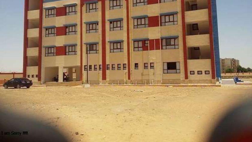 مدارس بالوادي الجديد