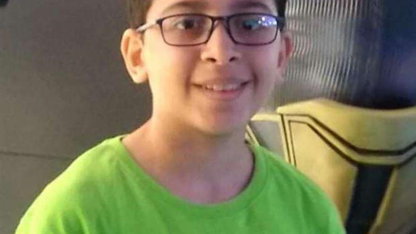 الطالب يوسف وائل