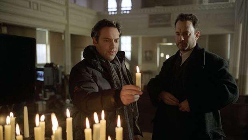 سام ميندز وتوم هانكس
