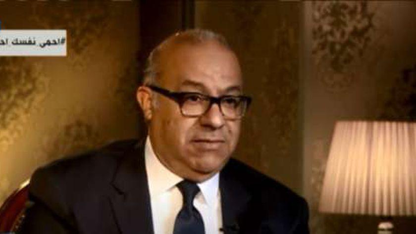 الدكتور إبراهيم عشماوي رئيس جهاز تنمية التجارة الداخلية