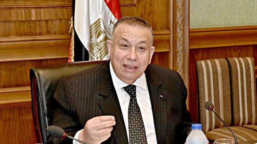 النائب السيد محمود الشريف .. وكيل أول مجلس النواب