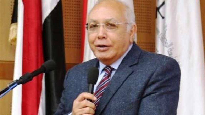 رئيس الجامعة المصرية اليابانية