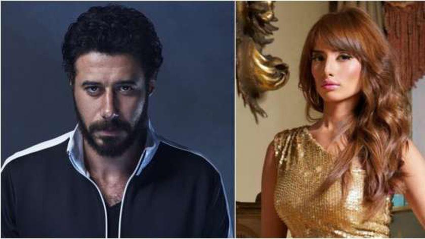 أحمد السعدني وزينة