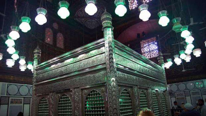 مقام الإمام الحسين