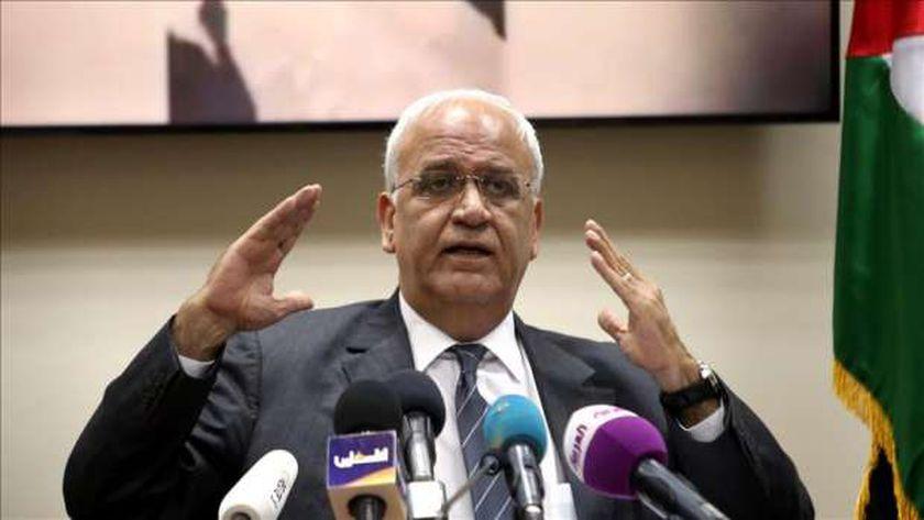 الدكتور صائب عريقات