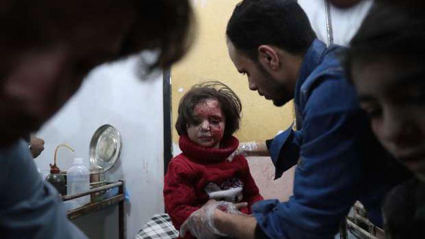 مذابح في سوريا
