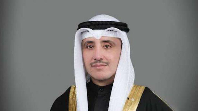 الشيخ أحمد ناصر المحمد الصباح