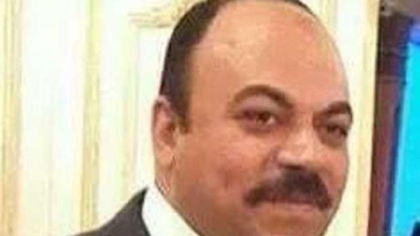 الشهيد العميد أحمد العشماوي