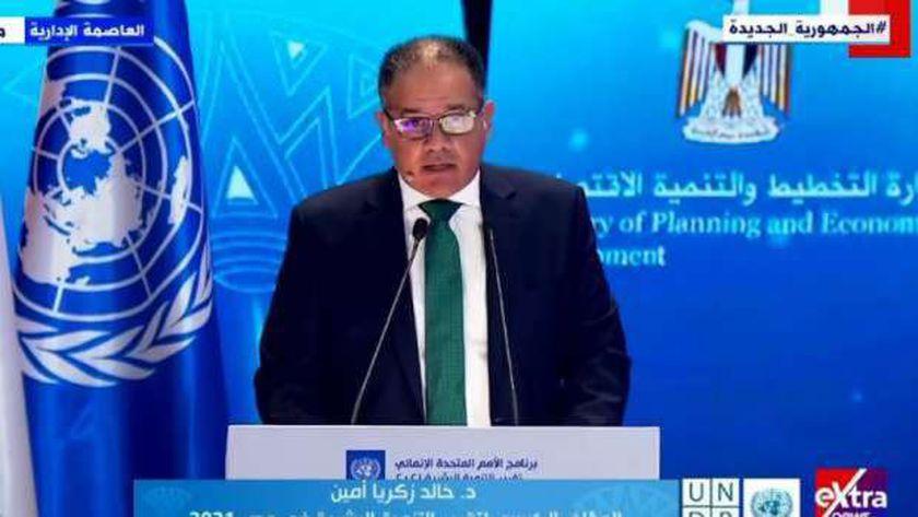 الدكتور خالد زكريا