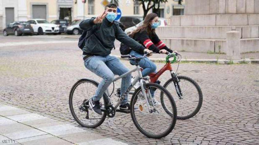 مبادرة دراجتك .. صحتك