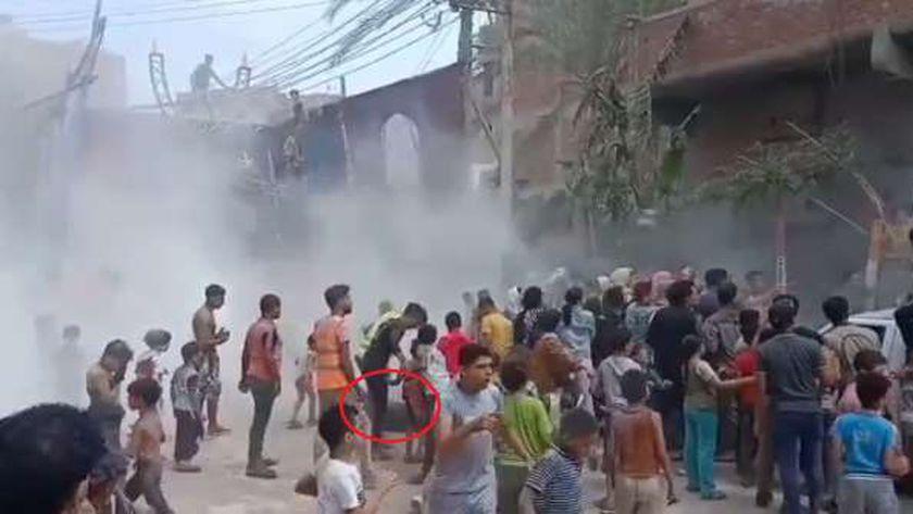 فرح قرية أتميدة في الدقهلية تحول لمأساة